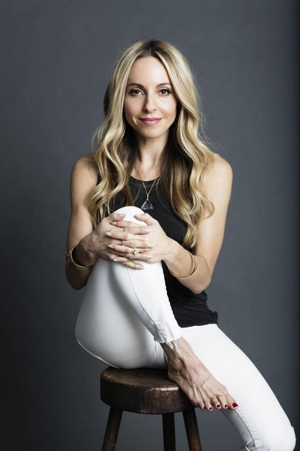 Gabrielle Bernstein has inspired thousands of people to awaken their confidence and live their purpose. She believes the best practice of self-care is meditation. (Photo: Chloe Crespi)