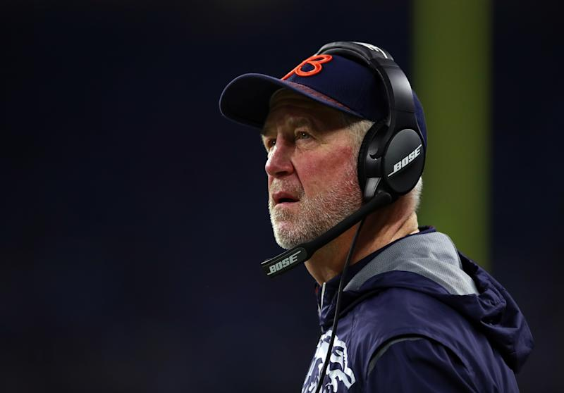 Chicago Bears head coach John Fox said the most unique Christmas gift he ever got was a pet monkey. (AP)
