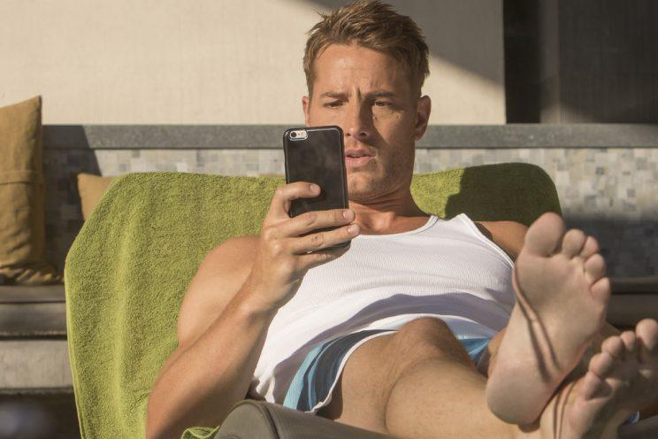 Justin Hartley as Kevin (Credit: Ron Batzdorff/NBC)