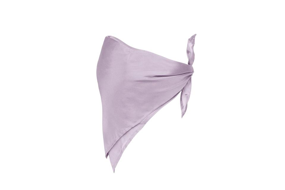 "$22, Lunair. <a href=""https://www.lunairwellness.com/collections/shop-new/products/the-la-scarf-lavender"" rel=""nofollow noopener"" target=""_blank"" data-ylk=""slk:Get it now!"" class=""link rapid-noclick-resp"">Get it now!</a>"