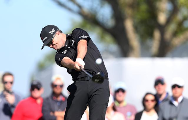 "<h1 class=""title"">The Honda Classic - Round Two</h1> <div class=""caption""> PALM BEACH GARDENS, FLORIDA - FEBRUARY 28: Zach Johnson of the United States hits his tee shot on the 10th hole during the second round of the Honda Classic at PGA National Resort and Spa Champion course on February 28, 2020 in Palm Beach Gardens, Florida. (Photo by Matt Sullivan/Getty Images) </div> <cite class=""credit"">Matt Sullivan</cite>"