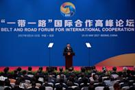 MNC Lido City is the first project to link the US president's business interests to China's signature 'Belt and Road' infrastructure initiative