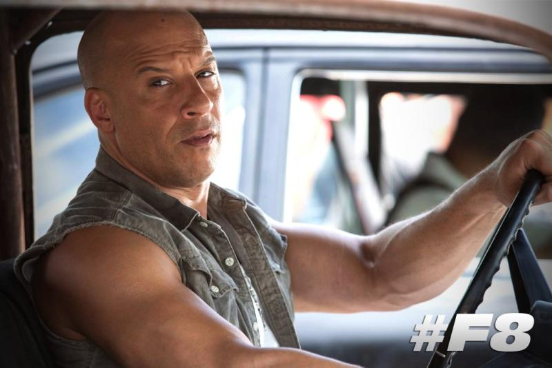 "<p>From the official Twitter: ""#VinDiesel has that ""We talkin' or we racin'?"" look on the set of #F8, now filming in Cuba. @FastFurious."" <i><a rel=""nofollow"" href=""https://twitter.com/Furious8Movie/status/732589676041785344"">(@Furious8Movie/Twitter)</a></i></p>"