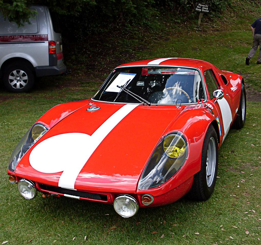 "The first mid-engine Porsche was sold to the public was the Porsche 904, one of Ferdinand Alexander's favorite designs. Built to meet homologation requirements to compete in the FIA-GT class, the 904 was only produced in small numbers--approximately 120--in spite of its high demand. (Photo: <a target=""_blank"" href=""http://www.flickr.com/photos/cosmic_spanner/3604039392/"">Mike Roberts / Flickr</a>)"