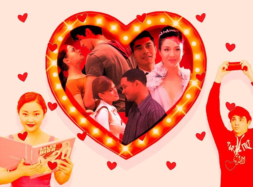 Best and Worst Rom-Coms, Valentines Day, Crazy Rich Asians, To All The Boys I Loved, Kissing Booth, Hitch, Crazy Rich Asians