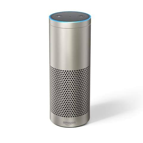 Echo Plus - Credit: Amazon