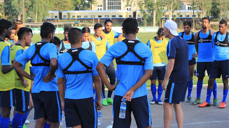 newest dd7ec 644e2 Indian National Football Team: India's friendly with Lebanon ...