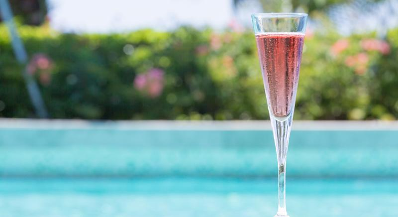 Italy has approved the pink-hued bubbly for production (Getty Images)