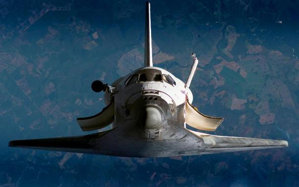 real space shuttle in milwuakee - photo #32