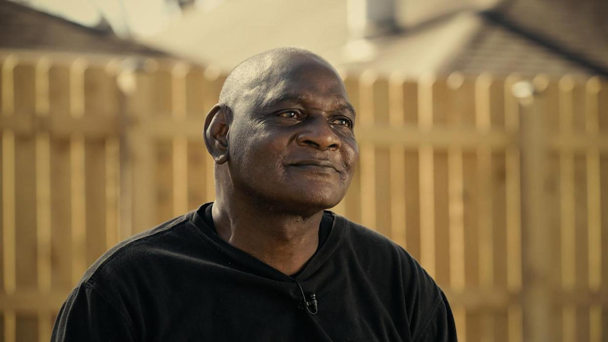 Fair Wayne Bryant, who served 24 years in prison for stealing a pair of hedge clippers under habitual offender laws. (BBC)