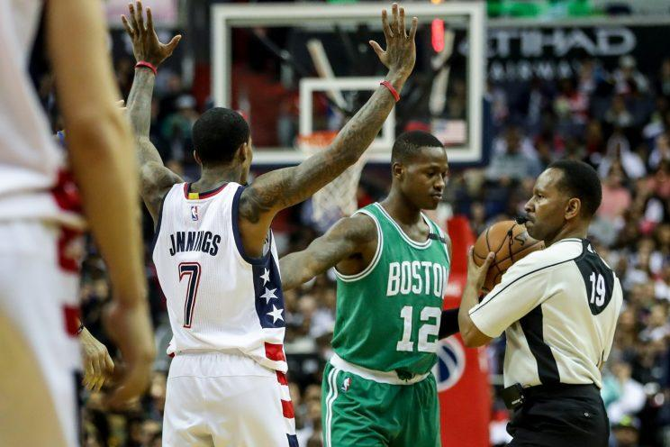 Let's hope Game 6 doesn't come down to Terry Rozier vs. Brandon Jennings. (AP)