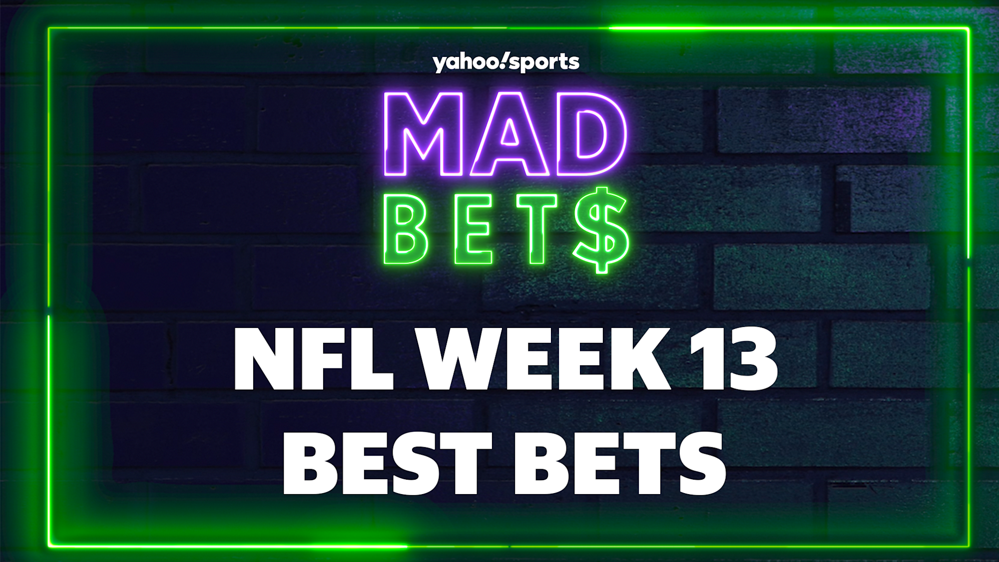 Mad Bets Nfl Week 13 Best Bets