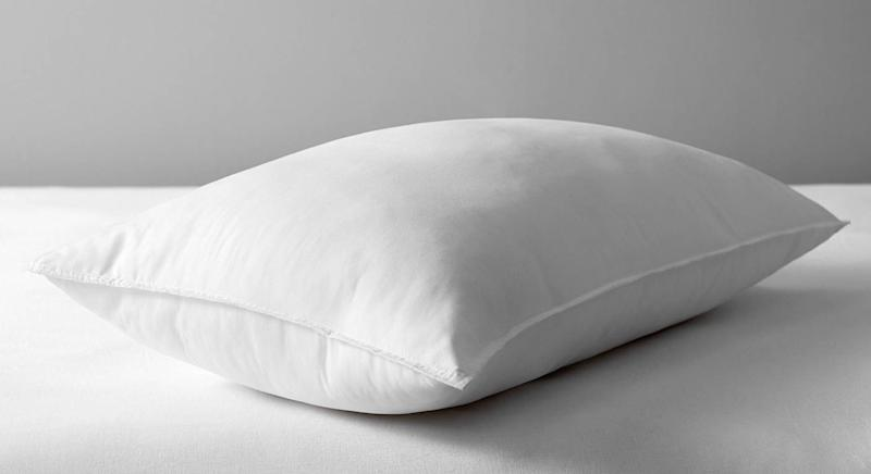 Synthetic Soft Touch Washable Standard Pillow (John Lewis & Partners)