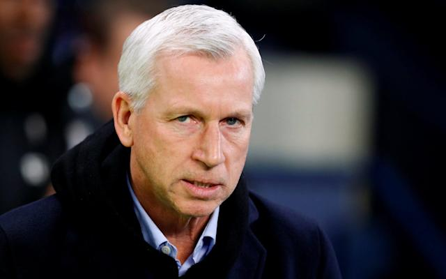 """Alan Pardew on Friday night conceded that his West Bromwich Albion future was already in doubt after just 16 games in charge. Failure to beat Huddersfield Town at the Hawthorns on Saturday could spell the end of his reign, which has produced just one league win. That has taken his personal record as a Premier League manager to seven wins in his past 49 games, while his decision to take his squad to Barcelona for a training camp that ended with four senior players fined by the club for breaking a curfew and allegedly stealing a taxi has heaped further pressure on him. """"[Antonio] Conte summed it up this week by saying you've always got a bag packed – I've got a bag-and-a-half packed,"""" said Pardew. """"If you're asking me how I feel, I'm disappointed and of course I'm angry with what's happened this last week, but I'm also determined and I don't want to leave the football club. """"I want to give it the best possible go I can. The spotlight does fall heavily on the manager, as Jose Mourinho has found out this week like myself, and we're probably both hoping it's somebody else's turn next week."""" The outlook for West Bromwich Albion manager Pardew is not good Credit: GETTY IMAGES The former Hawthorns hierarchy of John Williams and Martin Goodman, the chairman and chief executive who were sacked last week, chose Pardew in the hope he would oversee an immediate upturn in results, as he did when taking over at Newcastle United and Crystal Palace. Yet his only league success in 13 attempts came against Brighton and Hove Albion last month. """"I'm disappointed that it hasn't happened and disappointed for the people who employed me,"""" he said. """"I've got 11 games to hopefully put that right. """"It's not for the want of trying. I've gone into my records and used most of my repertoire but I've still got a few things to go."""""""
