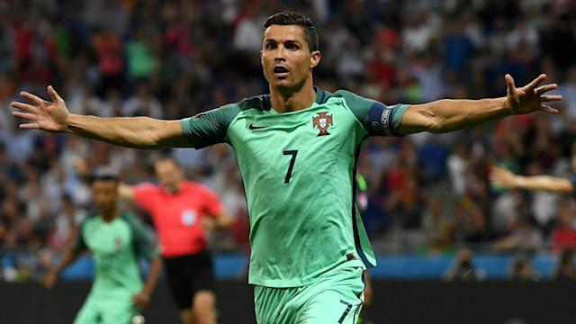 Portugal and Cristiano Ronaldo have the chance to atone for their 2004 loss after booking a place in the Euro 2016 final, beating Wales 2-0.