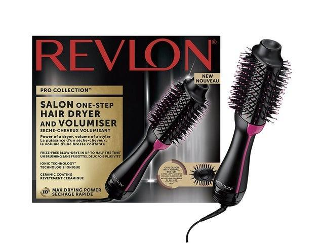 <p>With hair salons shut, this is the next best thing to guarantee a good hair day</p>Revlon