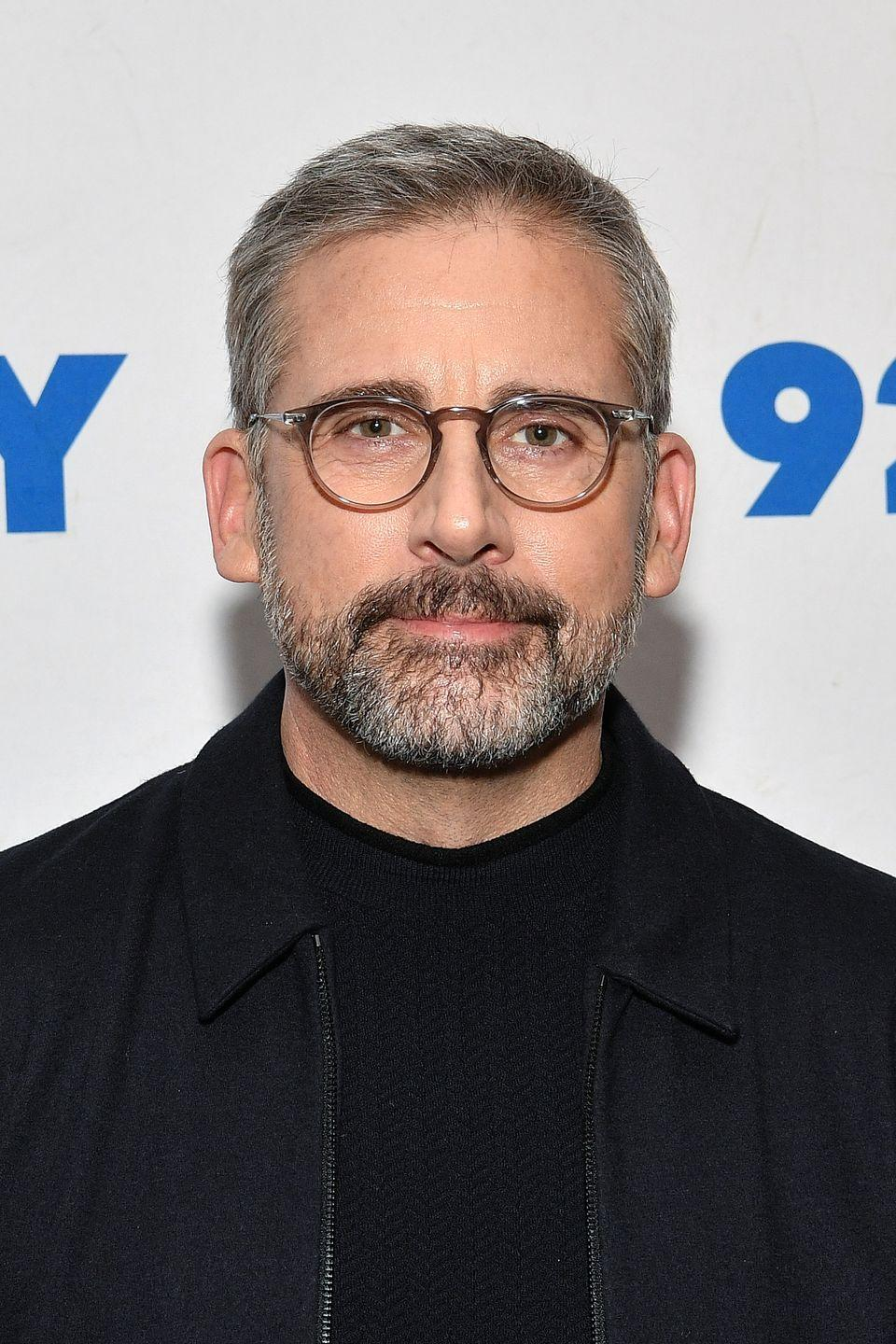 <p>Since leaving Dunder Mifflin behind, Carell matured in both his career and appearance. The actor has taken on more serious movie roles as of late and has also started sporting a gray beard and hair combo. </p>