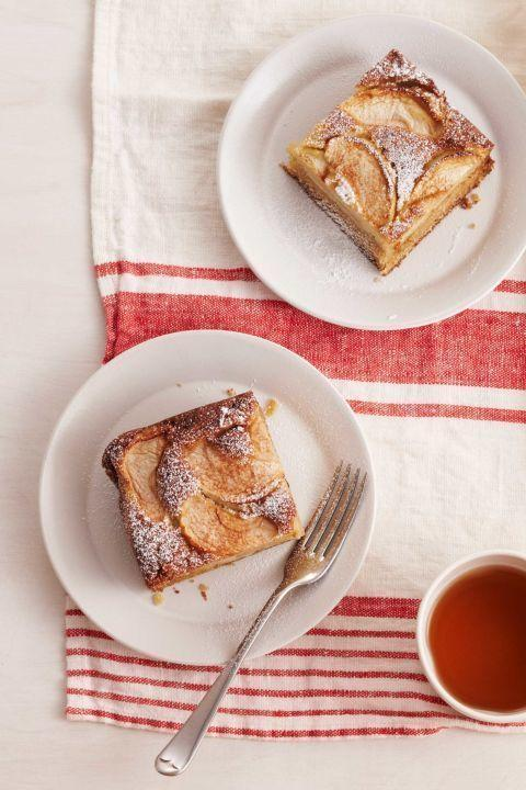 """<p>Going on an apple picking trip this fall? This cake is a must.</p><p><strong><a href=""""https://www.countryliving.com/food-drinks/recipes/a33529/gamas-apple-spice-cake-recipe-wdy0912/"""" rel=""""nofollow noopener"""" target=""""_blank"""" data-ylk=""""slk:Get the recipe"""" class=""""link rapid-noclick-resp"""">Get the recipe</a>.</strong> </p>"""