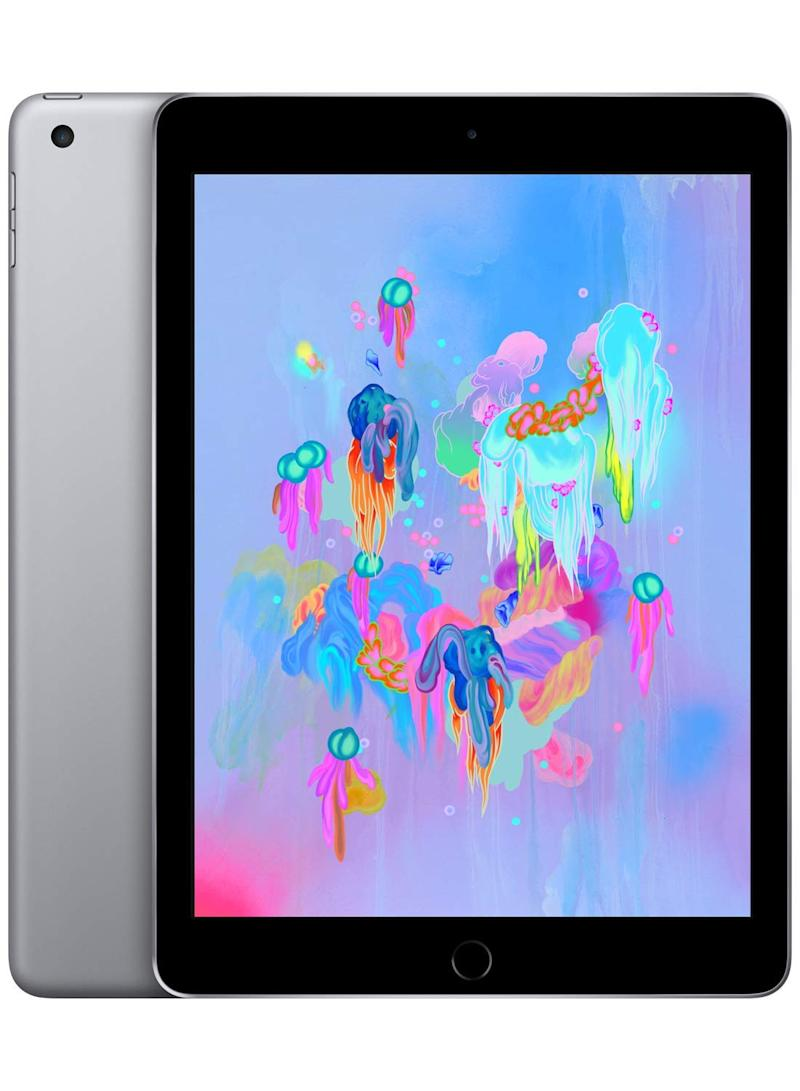 This is one of the best-selling iPad models from Apple. (Photo: Amazon)