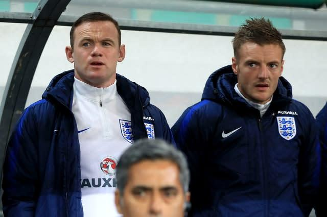 Vardy wanted more playing time with England. (Mike Egerton/PA)