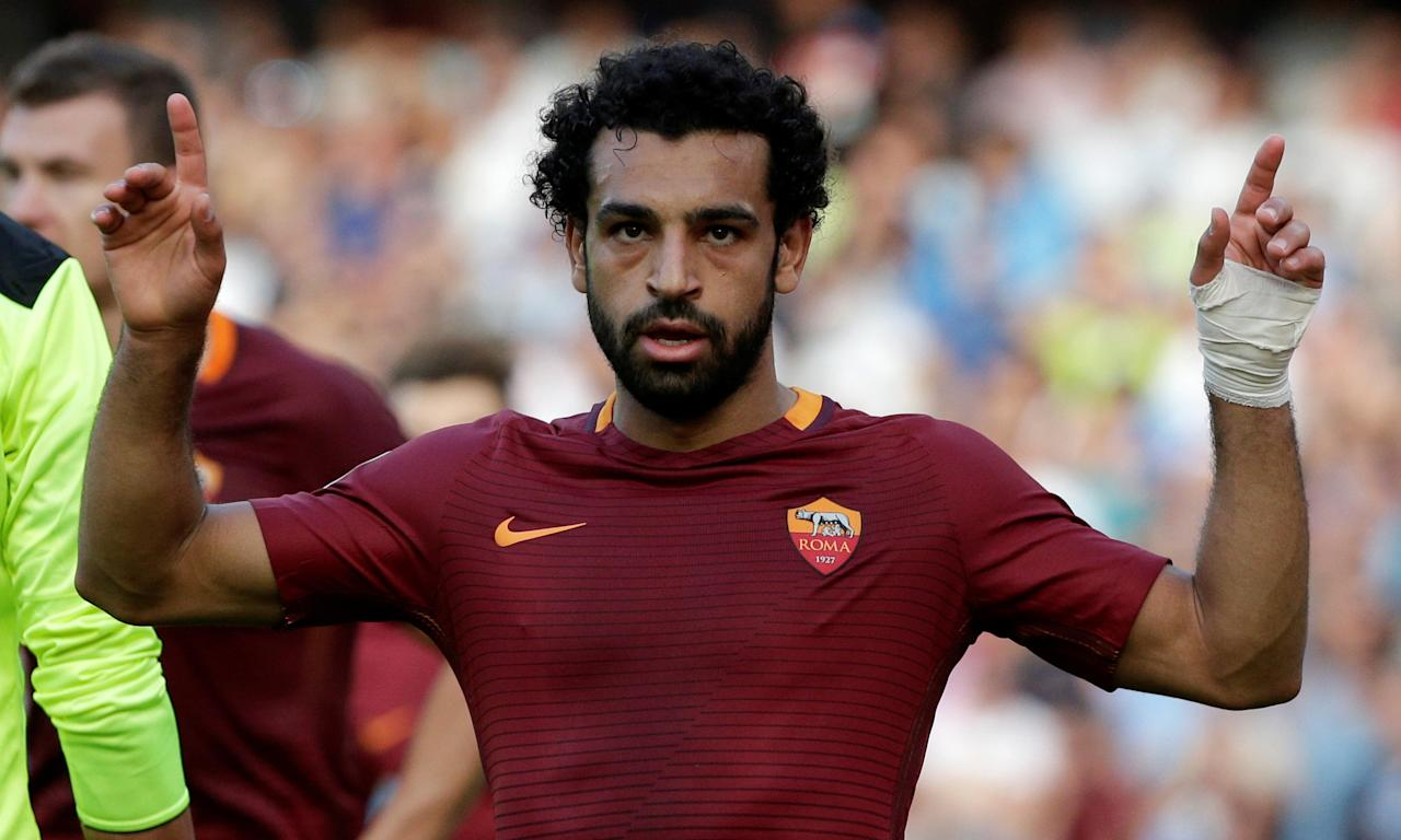 Mohamed Salah is set to join Liverpool from Roma after the two clubs agreed a fee.