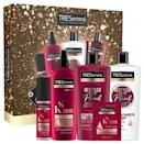 <p>With five-star products, the <span>Tresemme Keratin Smooth Gift Pack Set</span> ($15) will repair your hair and keep it safe from the elements all season long.</p>