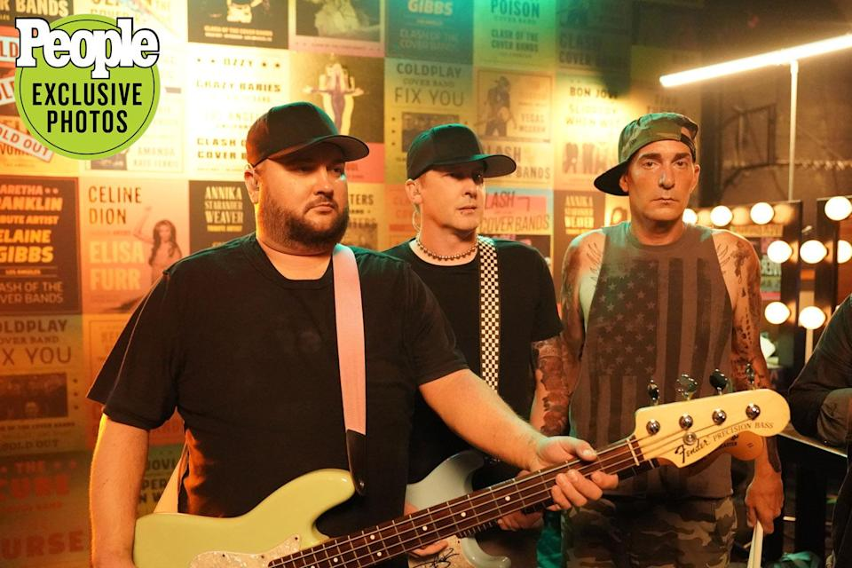 <p>Blank 281 is the longest-running international touring tribute to Blink-182. They have performed at more than 48 colleges and venues spanning 30 states since 2007. They pride themselves on being the most entertaining and energetic Blink live performance in the world.</p>