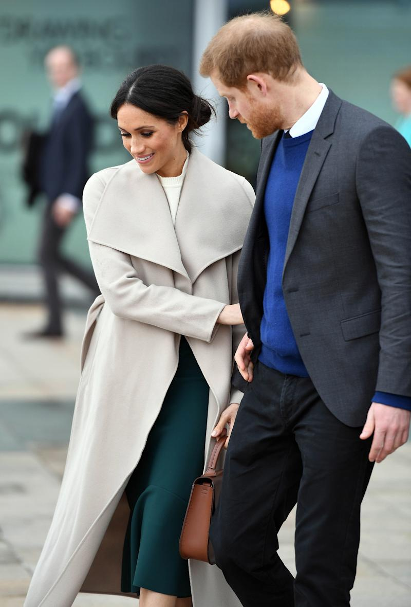 Meghan Markle Issues a Statement, Confirming That Her Father Won't Be at Her Royal Wedding
