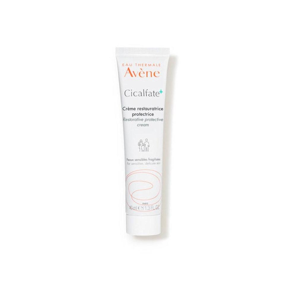 "I've always thought of Avene's Cicalfate cream as the epitome of a French pharmacy product: it's simple, soothing, multi-use, and medicinal but still chic. I always have a tube of the thick cream on hand for things like random rashes, hang nails, and when I go too hard with an exfoliating peel. I never thought I would want to change a thing about it, but I have to say, the updated Cicalfate+ blows the OG out of the water. It has the same calming ingredients as the original (Avene's mineral water, C+ Restore complex), plus added zinc and copper for extra healing. I find it a little more lightweight than the original so I've been using it as a night cream after my acids to calm any redness, but it's still thick enough to use to heal rashes or sunburns. —<em>B.C.</em> $28, Avéne. <a href=""https://shop-links.co/1710421734183437801"" rel=""nofollow noopener"" target=""_blank"" data-ylk=""slk:Get it now!"" class=""link rapid-noclick-resp"">Get it now!</a>"