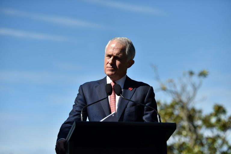 Australia's Prime Minister Malcolm Turnbull is heading to New York to commemorate the 75th anniversary of the Battle of the Coral Sea by US and Australian forces against the Japanese
