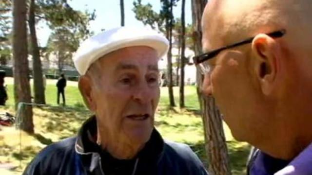 Golf World's Tim Rosaforte chats with Jack Fleck, the unknown club pro who defeated Ben Hogan in the one of the greatest upsets in U.S. Open history.