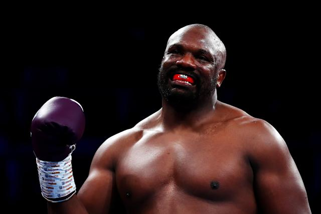 Chisora back in action this month: Getty Images