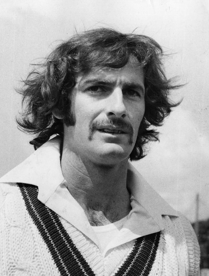 23rd October 1974:  Australian cricketer Dennis Lillee.  (Photo by Evening Standard/Getty Images)