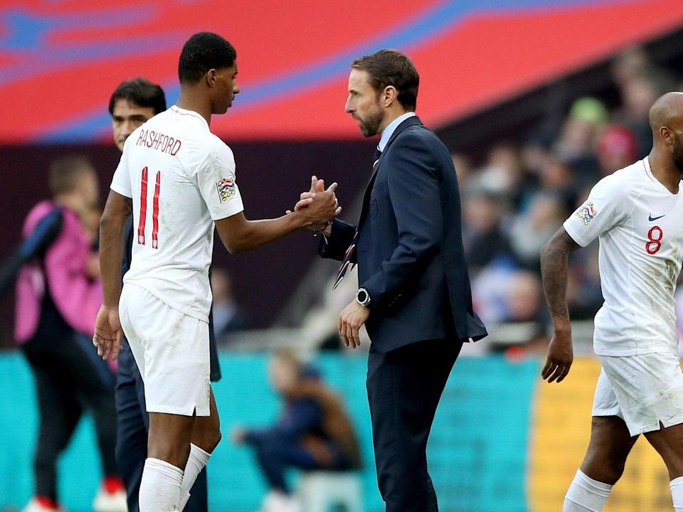 I Ve Found It Difficult To Follow England In Recent Years But Southgate And Rashford Have Given Me Hope