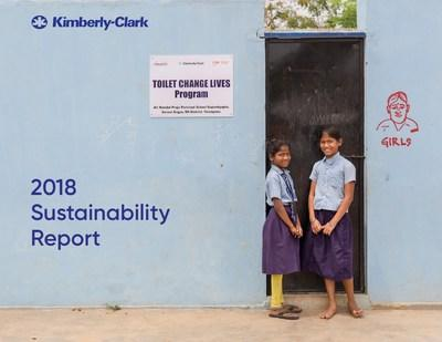 Kimberly-Clark today published its 2018 Global Sustainability Report, highlighting the ways in which the company is impacting the world through its Sustainability 2022 strategy to create social, environmental and business value.