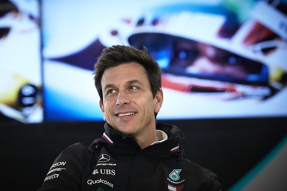 Mercedes would let Hamilton try its FE car
