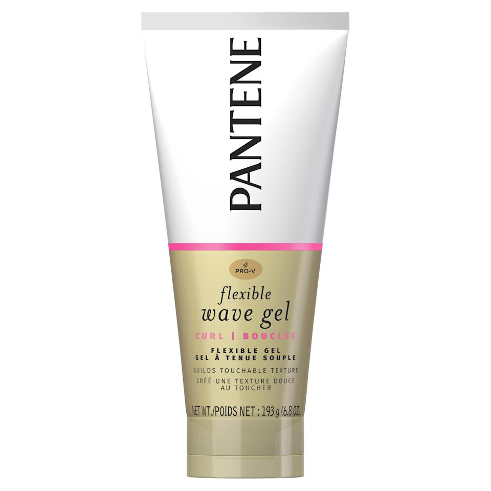 """<p><strong>Pantene</strong></p><p>walmart.com</p><p><strong>$4.78</strong></p><p><a href=""""https://go.redirectingat.com?id=74968X1596630&url=https%3A%2F%2Fwww.walmart.com%2Fip%2F14301785&sref=https%3A%2F%2Fwww.goodhousekeeping.com%2Fbeauty-products%2Fg33809765%2Fbest-gel-for-curly-hair%2F"""" rel=""""nofollow noopener"""" target=""""_blank"""" data-ylk=""""slk:Shop Now"""" class=""""link rapid-noclick-resp"""">Shop Now</a></p><p>This humidity-resistant gel doesn't feel sticky and controls frizz and flyaways. """"I've been using this product for some time now after experimenting with many others,"""" one reviewer says. <strong>""""This is the only one that holds the curls in place the longest and feels the softest.""""</strong></p>"""
