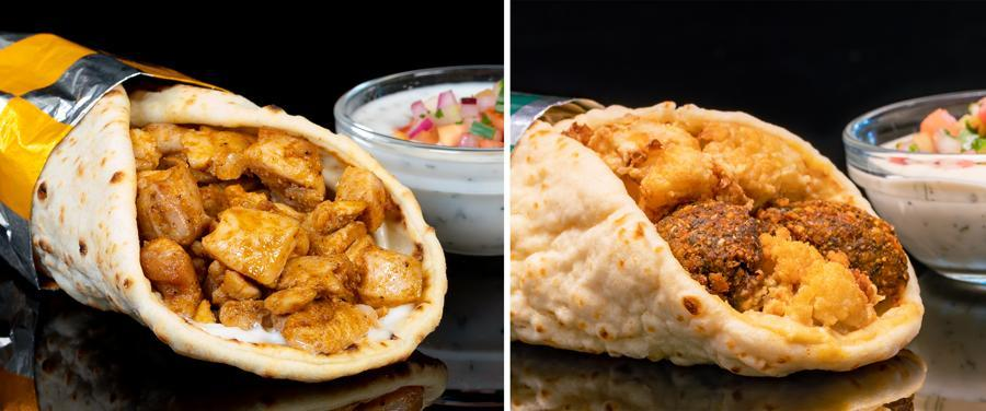 Fall in love with the Shawarma Palace just like the Avengers did.