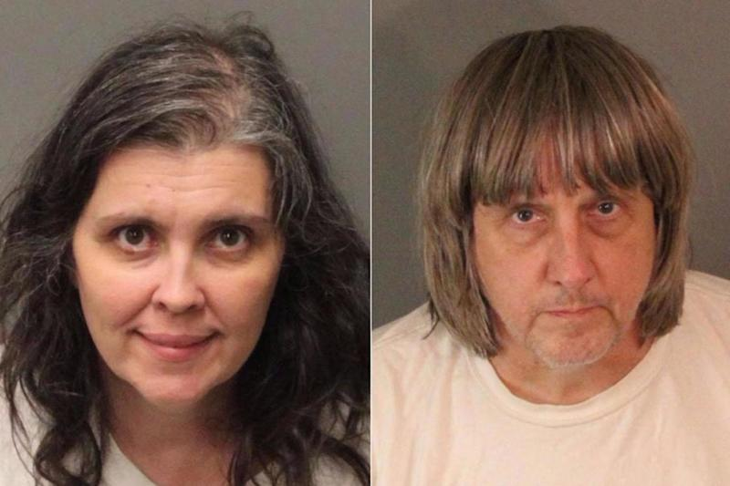 Louise and David Turpin have been charged with child endangerment and torture