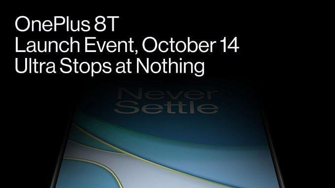 OnePlus 8T to Launch on 14 October: Here's What We Know So Far