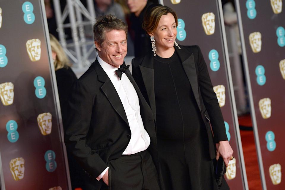 Hugh Grant is getting married at 57. (Getty)