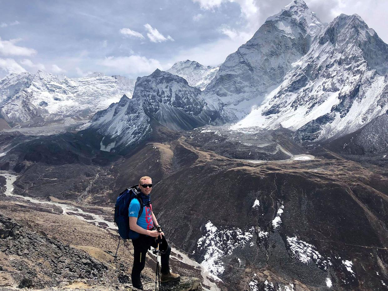 Mr Fisher is one of at least seven climbers to die on its treacherous slopes in the past two weeks. (Picture: Kristyn Carriere/PA Wire)