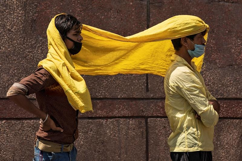 Severe Heat Wave Warning Issued for Several Parts of Country; Delhi Experiences Season's Hottest Day