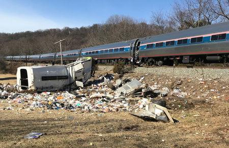 Train Carrying House GOP Lawmakers to West Virginia Crashes