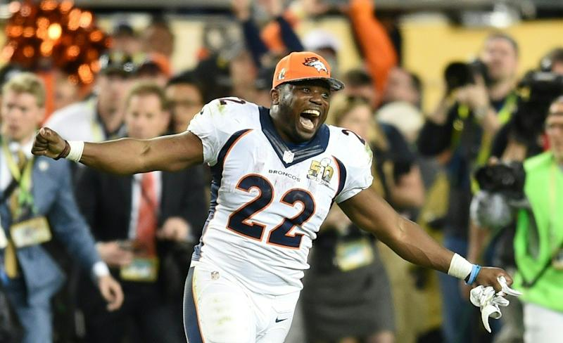 C.J. Anderson was a big part of why the Denver Broncos won Super Bowl 50 over the Carolina Panthers. / AFP / TIMOTHY A. CLARY (Photo credit should read TIMOTHY A. CLARY/AFP via Getty Images)