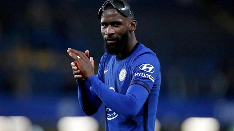 Antonio Rüdiger - Leicester City   Peter Cziborra - Pool/Getty Images