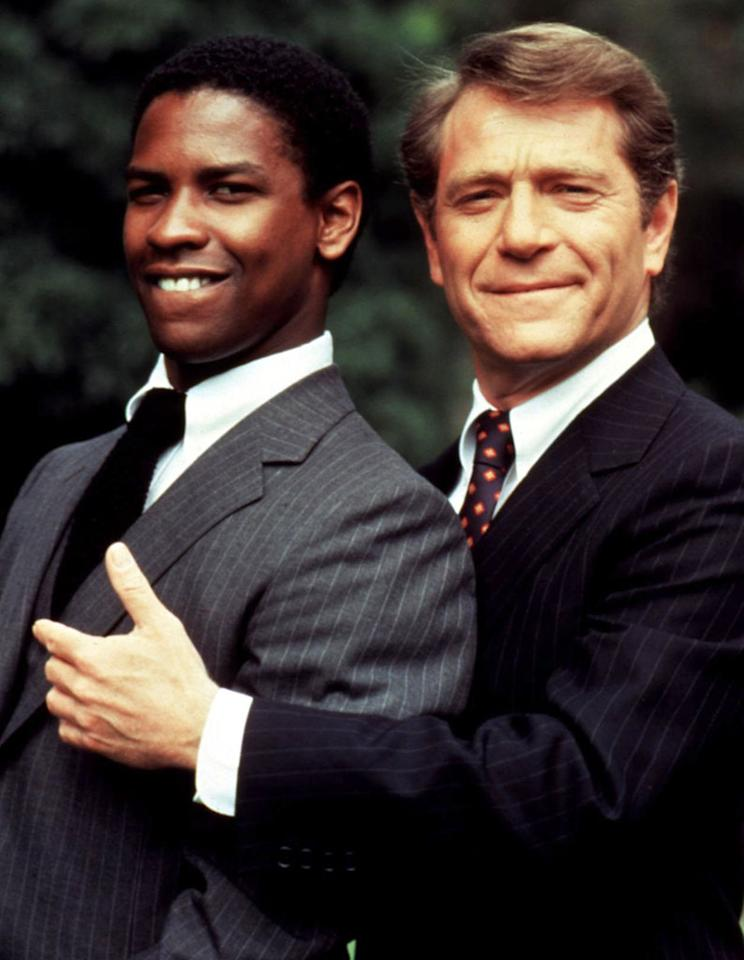 "<b>'Carbon Copy'</b><br>In 1981, two-time Oscar winner and 2013 nominee, Denzel Washington, played the son of a white corporate executive in a comedy that poked fun at racial stereotypes. To Washington's credit, ""Carbon Copy"" predates the similarly-themed 1983 comedy hit ""Trading Places,"" starring Eddie Murphy and Dan Aykroyd."