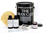 """<p><strong>Plum Island Soap Company</strong></p><p>amazon.com</p><p><strong>$45.68</strong></p><p><a href=""""https://www.amazon.com/dp/B002SGD8JO?tag=syn-yahoo-20&ascsubtag=%5Bartid%7C2139.g.35184277%5Bsrc%7Cyahoo-us"""" rel=""""nofollow noopener"""" target=""""_blank"""" data-ylk=""""slk:BUY IT HERE"""" class=""""link rapid-noclick-resp"""">BUY IT HERE</a></p><p>Some men secretly (or-not-so-secretly) love skincare and bath products. If your husband or boyfriend is one of them, get him the Man Can for Valentine's Day that features everything from spicy shave gel to soothing hand butter.</p>"""