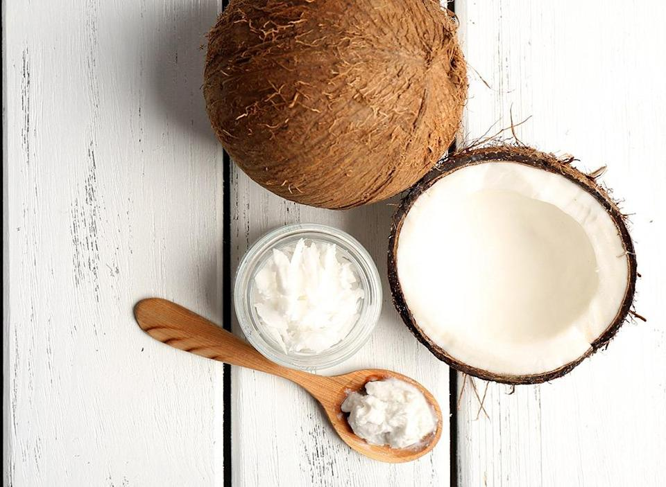 Bad foods now good coconut oil