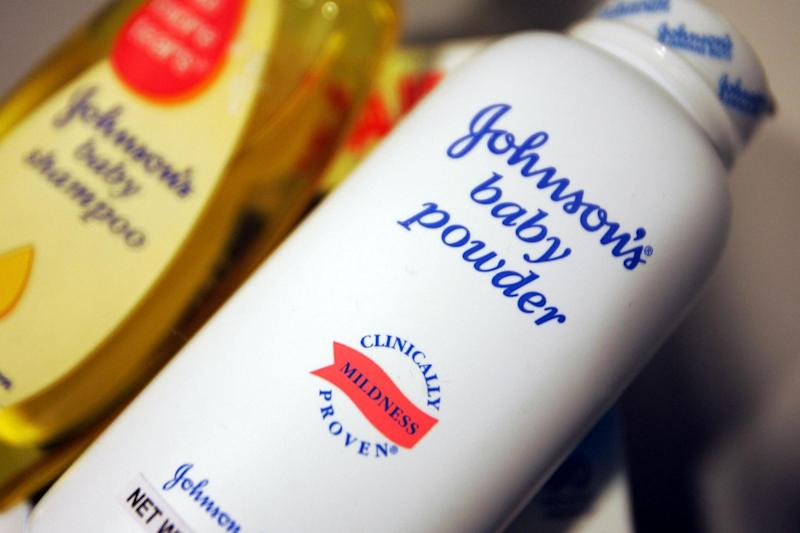 Johnson & Johnson said their baby powder is safe to use: Getty Images